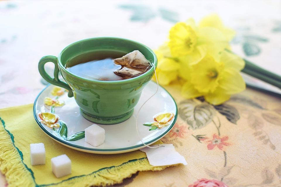 Le thé vert peut vous aider à lutter contre l'obésité